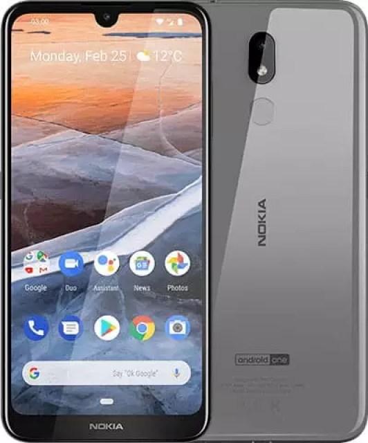Dengan Snapdragon 429, Handphone Android One Nokia 3.2 Rilis di India