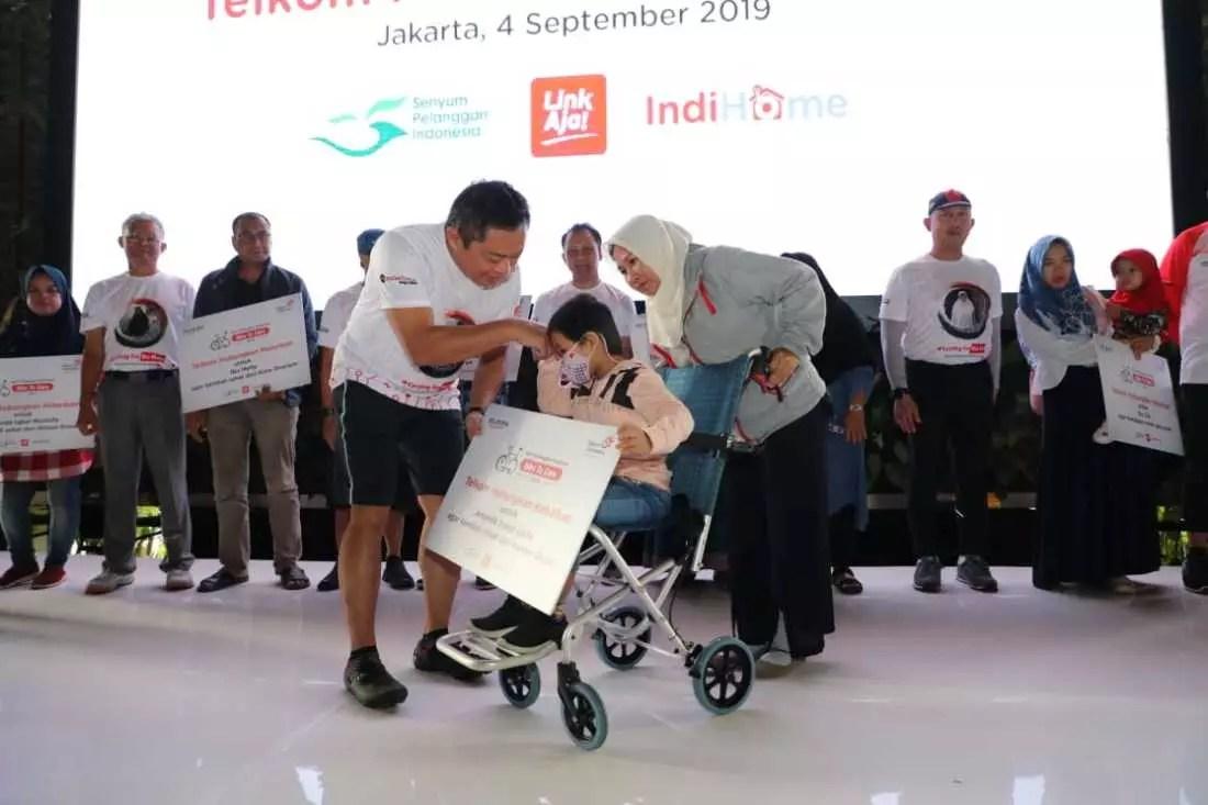 hari pelanggan 2019 Telkom Indonesia