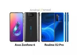 Asus Zenfone 6 vs Realme X2 Pro Bandingkan HP di Harga 7 Jutaan