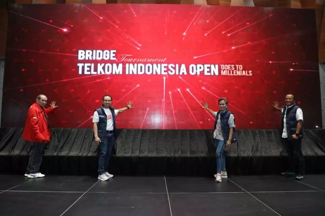 Turnamen Bridge Telkom Indonesia Open 2019