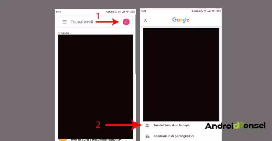 2 Cara Membuat Email di HP Android dengan Mudah Tanpa No HP