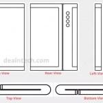 Xiaomi Patenkan Desain Ponsel Lipat Dengan Empat Kamera
