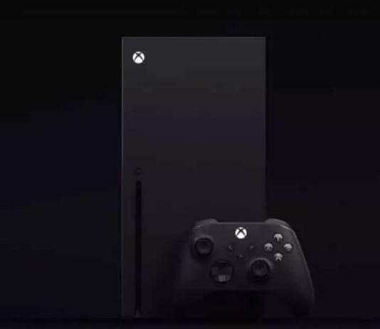 Xbox Serie x 1