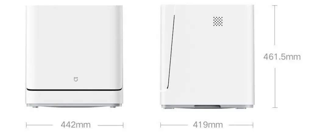 Xiaomi meluncurkan Dua Model Mesin Pencuci Piring MIJIA Internet ...