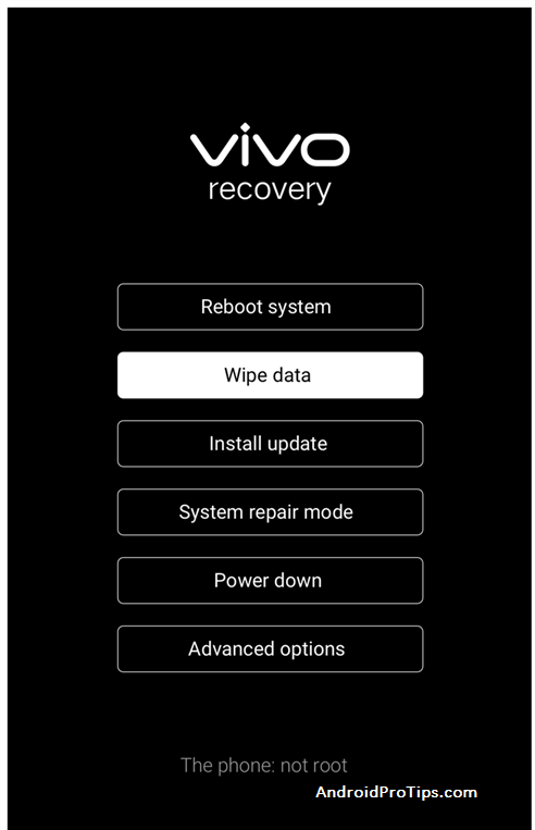 How to Enter into Recovery Mode on Vivo V11 Pro - Android