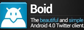 Boid App - Home