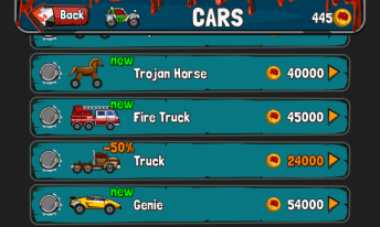 Zombie Road Trip New cars - Zombie Road Trip update brings more vehicles, weapons, tilt control & more