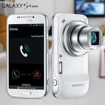 Samsung S4 Zoom 10X Zoom