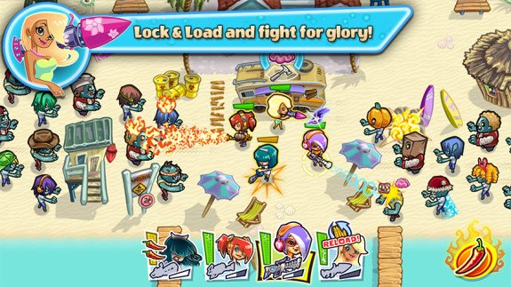 Guns N Glory Zombies screenshot