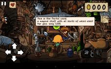 Ittle Dew - Itan Shop - Portal Wand