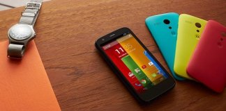 Motorola Moto G - AP-Home