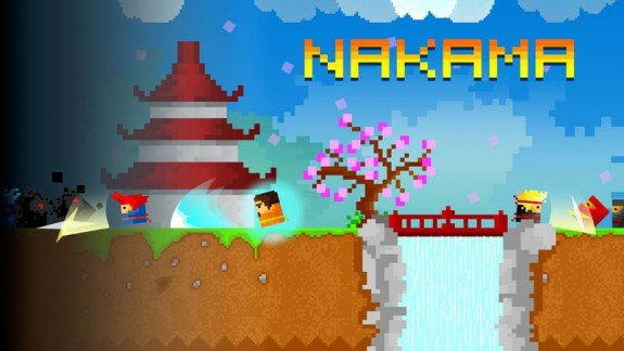 Nakama Art e1385400732679 - Retro 2D Platformer-Beat'em up game Nakama is now available at Google Play