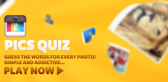 Pics Quiz Android Game
