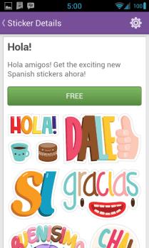 Viber Android Sticker Market 4 Hola