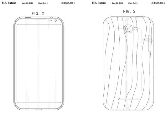 Samsung-Button-Less-Smartphone-Patent