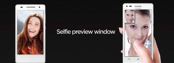 Huawei Ascend G6 Selfie