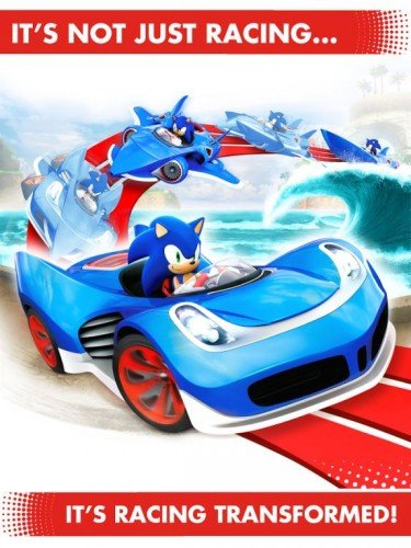 Sonic All Star Racing Transformed1
