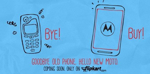 Flipkart-Moto-E-motorola