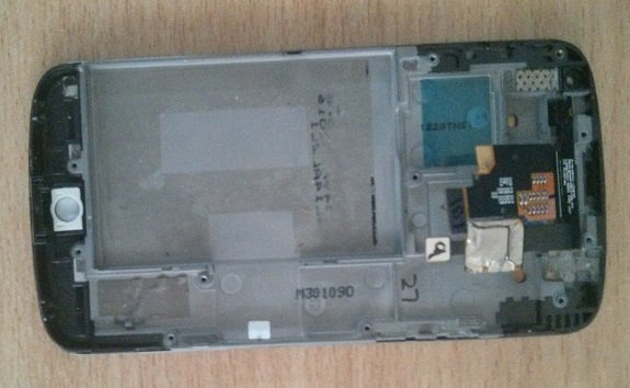 Nexus 4 digitizer LCD screen