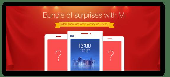 Xiaomi Mi 3 India Launch - Flipkart July 15th