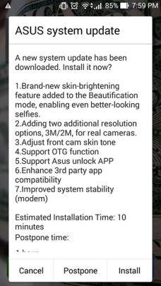 ASUS Zenfone 5 Update OTG Support added - ASUS Zenfone 5 gets OTG support via system update