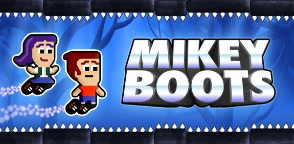 Mikey boots android