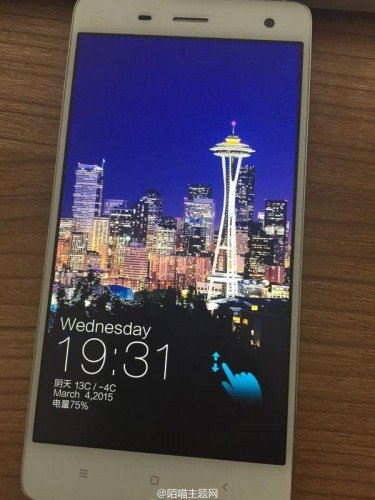 Xiaomi Mi4 Windows