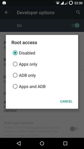 MotoG-XT1033-CyanogenMod-121-root
