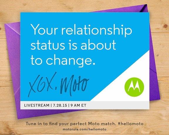 Motorola Launch Moto G, Moto X