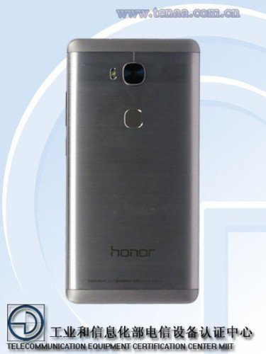 Huawei Honor 5X TENAA Leak 2