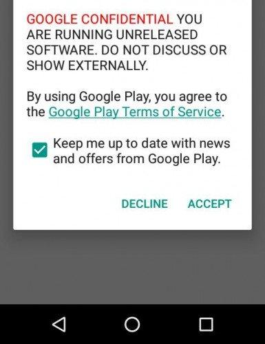 Google Play Music India Test