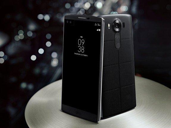 LG V10 Back Panel