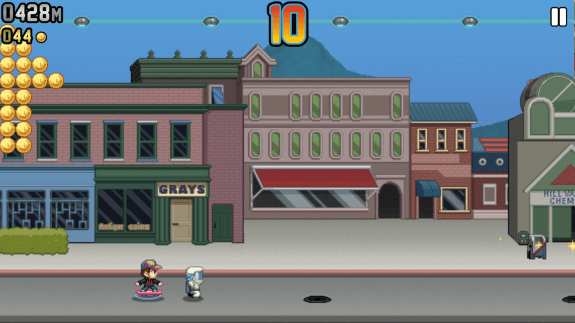 jetpack joyride back to the future the hill valley 2015