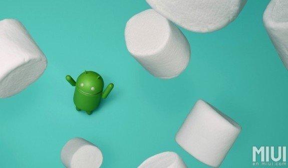 Android-6-Marshmallow Xiaomi Mi 4