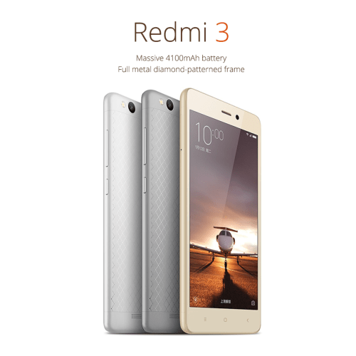 Redmi 3 official