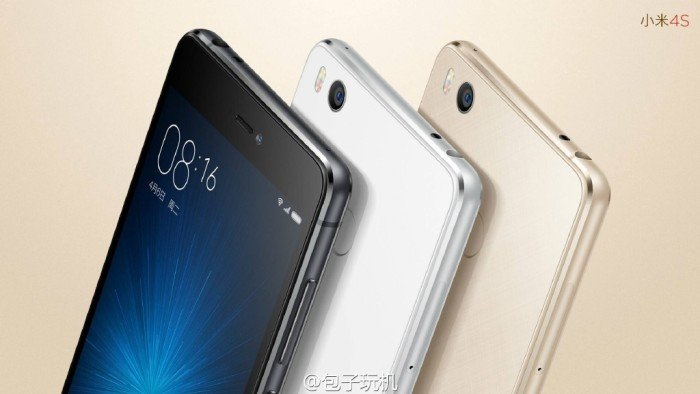 Xiaomi Mi 4s c