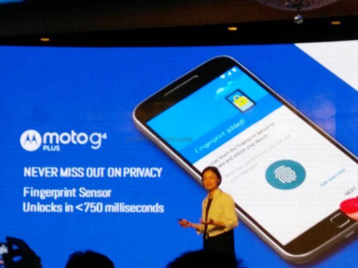 Moto G4 Plus 10