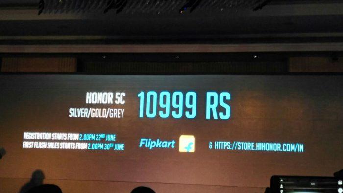 Honor 5C India Launch 4
