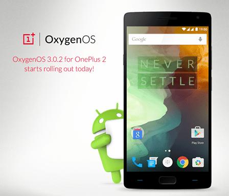 OnePlus 2 Android 6.0 Marshmallow OTA Update