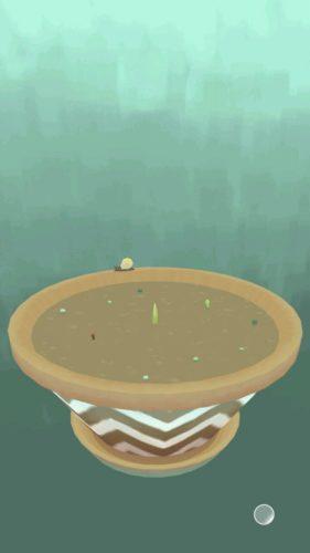 Viridi pocket zen garden game