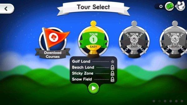 Super StickMan Golf 3 Courses