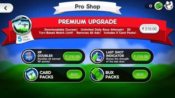 Super StickMan Golf 3 IAPs