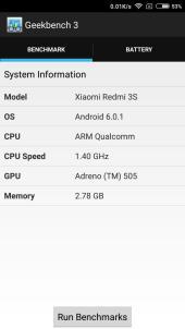 Redmi 3S Prime Benchmarks 2 - Redmi 3S Prime benchmarks and camera samples