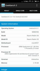 Redmi 3S Prime Benchmarks 8 - Redmi 3S Prime benchmarks and camera samples