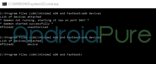 Redmi Note 3 ADB Devices - How to unlock the bootloader on the Redmi Note 3 instantly