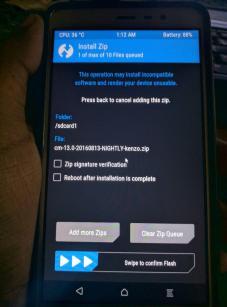 Redmi Note 3 TWRP Install 2