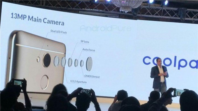 Coolpad Note 5 launch 4 Coolpad slashes prices of Cool1 and Note 5 series devices 1 News | Deals | Phones