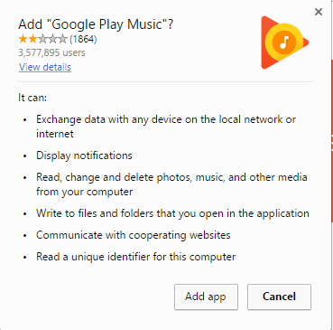 how to download library google play music android