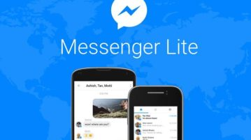 Messenger Lite e1475484243790 - Facebook Messenger Lite announced for slow connections in select Countries
