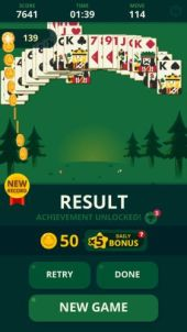 Solitaire Decked Out Ad Free win - Solitaire: Decked Out Ad Free is the best version of Patience/Klondike card game ever made